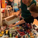 Recycle Sint verzamelt speelgoed in Lunetten
