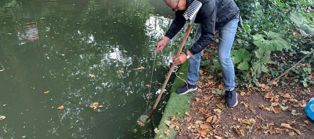 waterkwaliteit meten