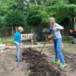 Samen tuinieren